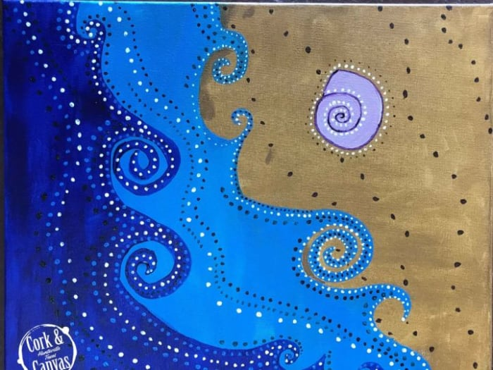 One Seashell Paint @ Home Experience