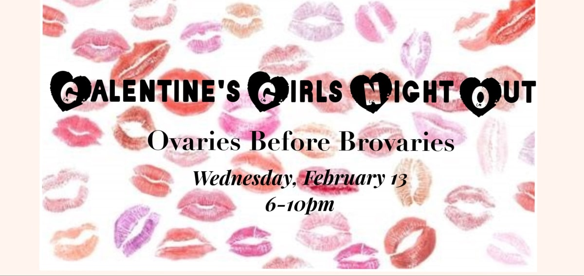 Girls Night Out Galentine's Party