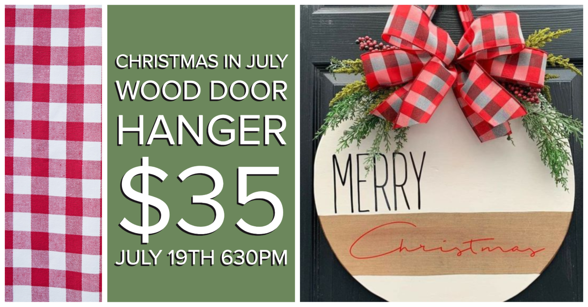 Merry Christmas In July Images.Christmas In July Merry Christmas Wood Circle