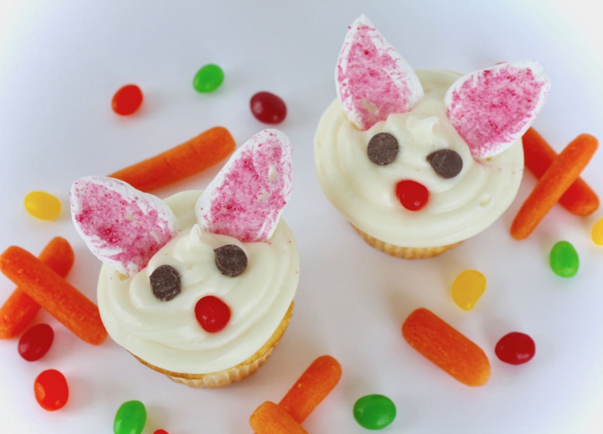 Easter Bunny Cupcakes Class Ages 2 8 W Caregiver