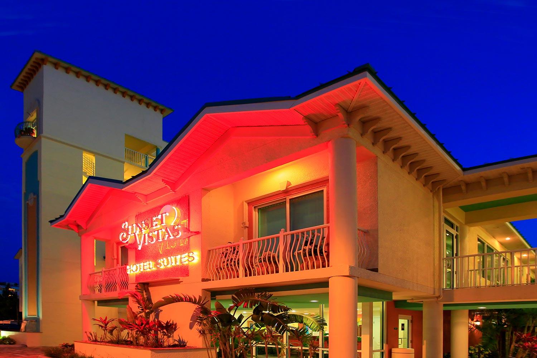 Sunset Vistas Beachfront Suites Deals  Offers  Ocean Florida