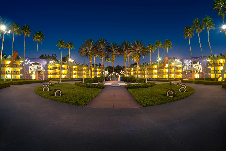 Disney S All Star Movies Resort Ocean Florida