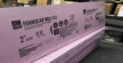 Foamular NGX 600 R-10 Foam board Insulation