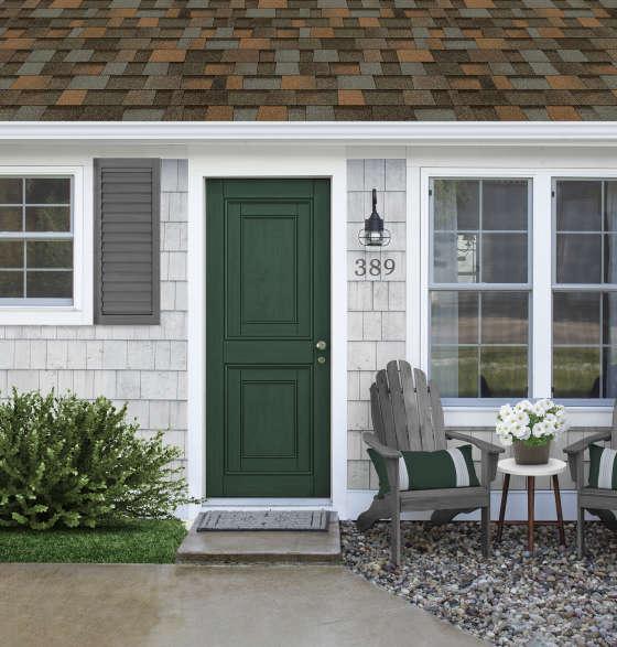 Porch bayside capcod