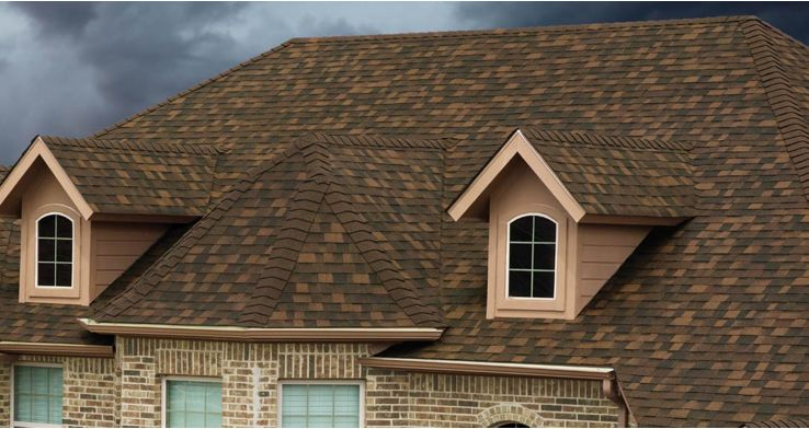 image of a Duration® shingle