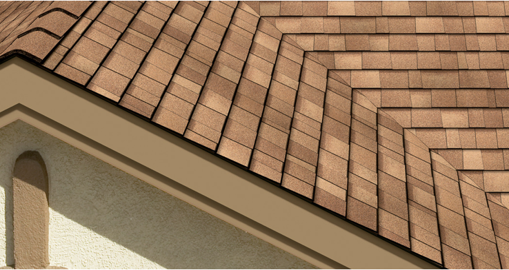 image of a Duration® Designer shingle