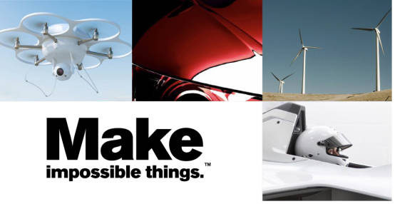 Make Impossible Things™
