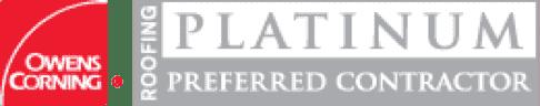 Owens Corning Platinum Preferred Contractors