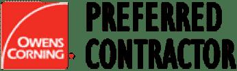 Owens Corning Preferred Contractors