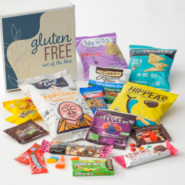 Gluten Free Out of the Blue Package