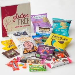 Gluten Free Valentine Surprise