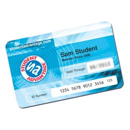 Student Advantage Membership