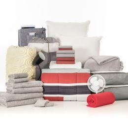 Dorm Room Bedding, Bath, Storage | OCM