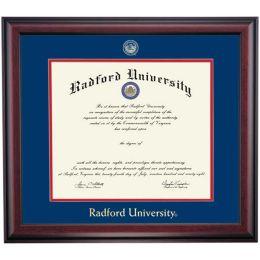Radford University College Diploma Frames Ocm