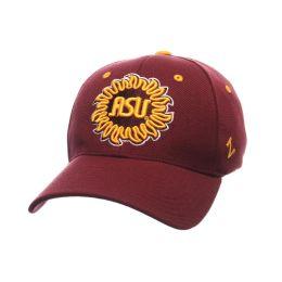 12fed47b321 Arizona State Sun Devils Zephyr ZHS Stretch Fit Hat-Sunburst