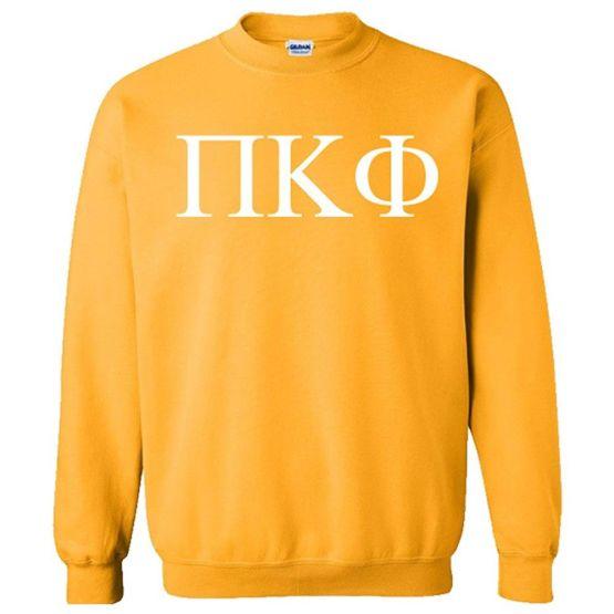 Pi Kappa Phi World Famous Greek Crewneck | Drake University