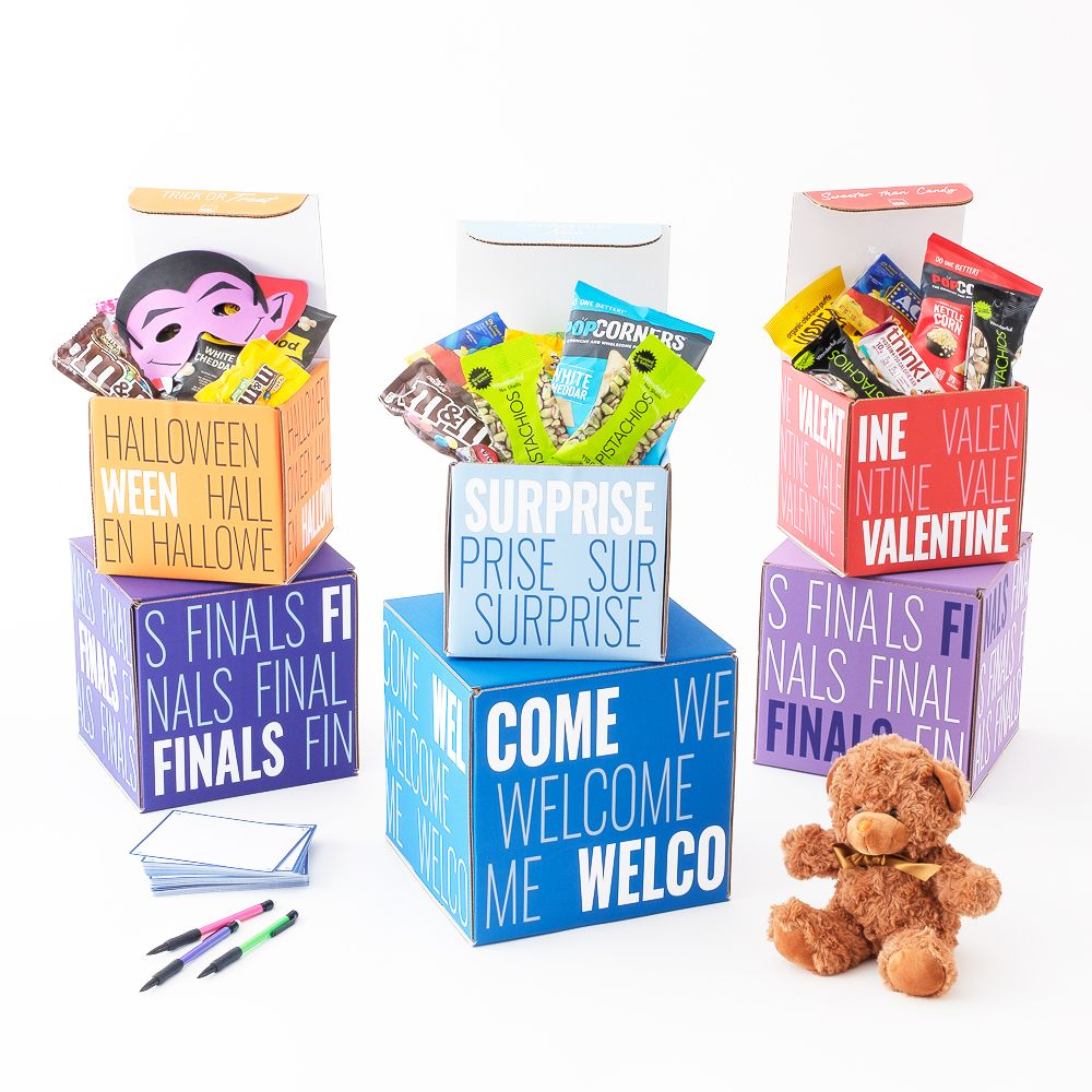 Gluten Free 6 Care Package Plan