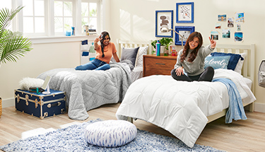 College Bedding Collection