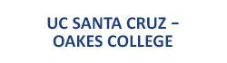 UC Santa Cruz, Oakes College