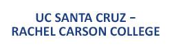 UC Santa Cruz, Rachel Carson College