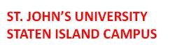 St. John's University-Staten Island Campus