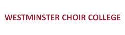 Westminister Choir College at Rider