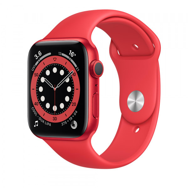 Apple Watch Series 6 GPS 44mm PRODUCT(RED) Alum Case PRODUCT(RED) Sport Band 0