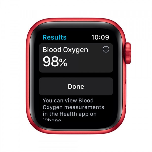 Apple Watch Series 6 GPS 44mm PRODUCT(RED) Alum Case PRODUCT(RED) Sport Band 2