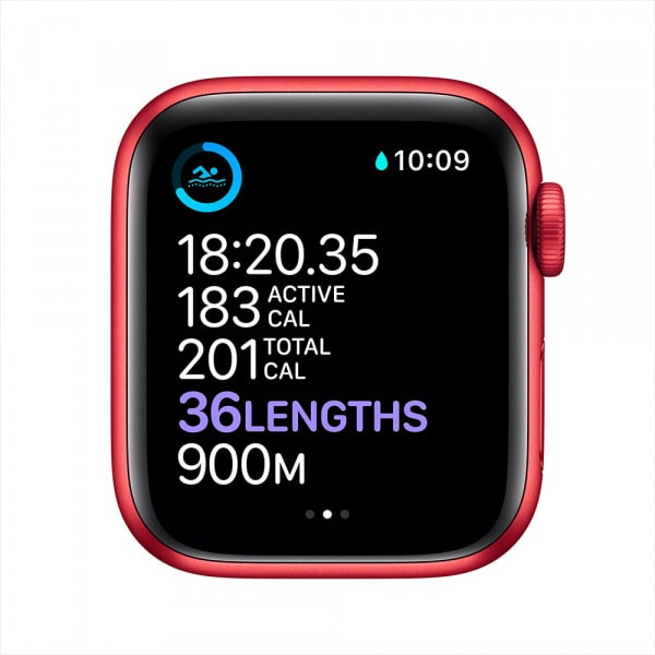 Apple Watch Series 6 GPS 44mm PRODUCT(RED) Alum Case PRODUCT(RED) Sport Band 3