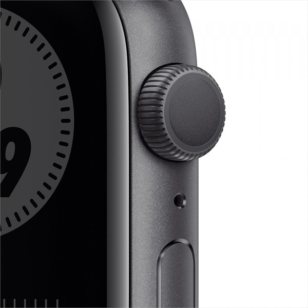Apple Watch Nike Series 6 GPS 44mm Space Gray Alum Case Anthracite/Black Nike Sport Band 1