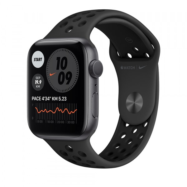 Apple Watch Nike Series 6 GPS 44mm Space Gray Alum Case Anthracite/Black Nike Sport Band 0