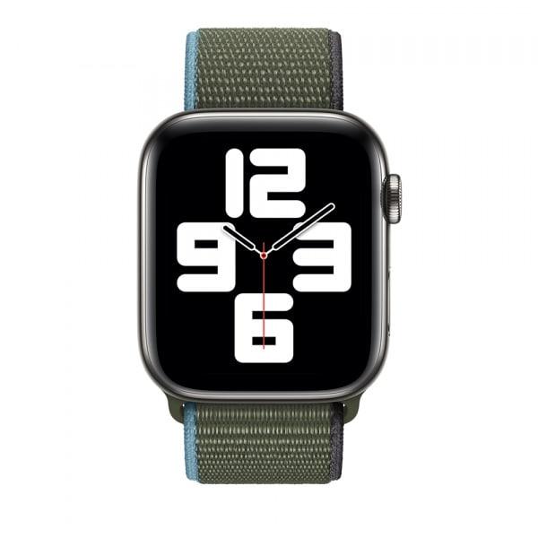 Apple 44mm Inverness Green Sport Loop (EOL) 2