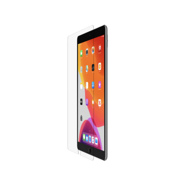 Belkin ScreenForce Tempered Glass Screen Protection for iPad 10.5 - iPad 7th Gen 10.2/Air 3/Pro 10.5 0