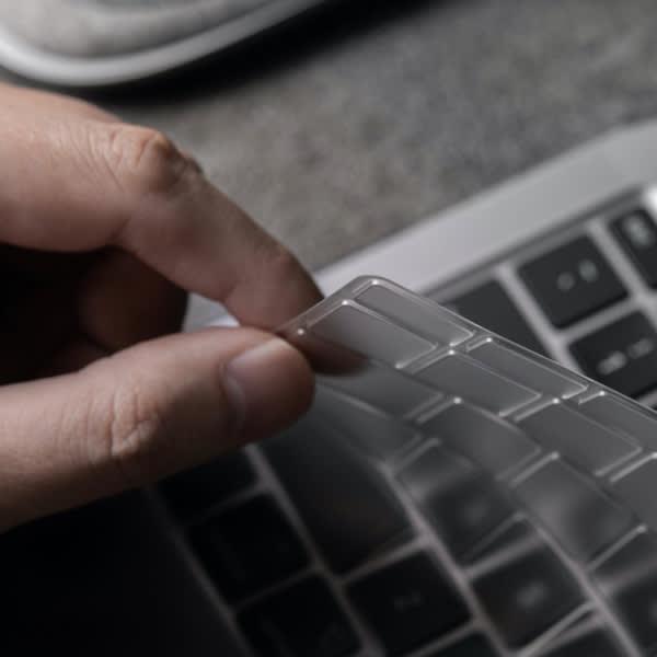 Moshi MacBook Air 2020 ClearGuard Keyboard Protector 2