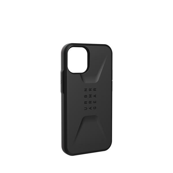 UAG iPh 12 Mini Civilian- Black 4