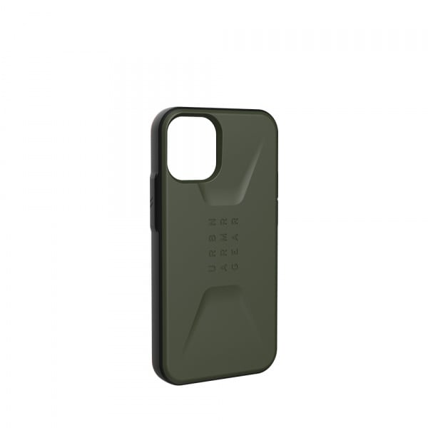 UAG iPh 12 Mini Civilian- Olive 4