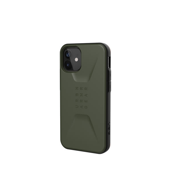 UAG iPh 12 Mini Civilian- Olive 5