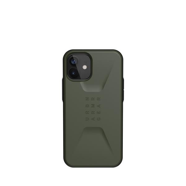 UAG iPh 12 Mini Civilian- Olive 1