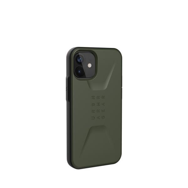 UAG iPh 12 Mini Civilian- Olive 3