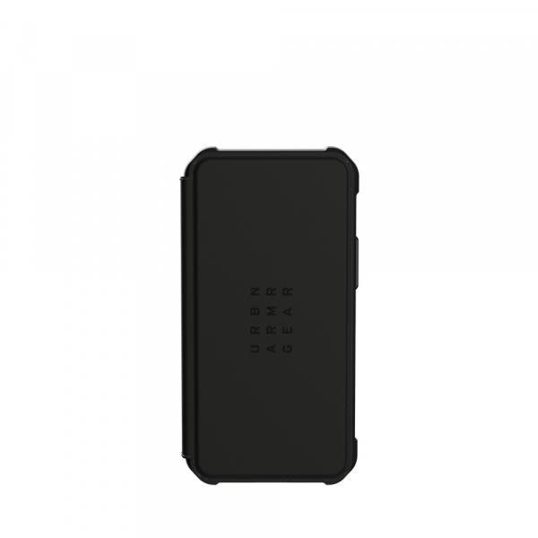 UAG iPh 12 Mini Metropolis-  Black PU 2