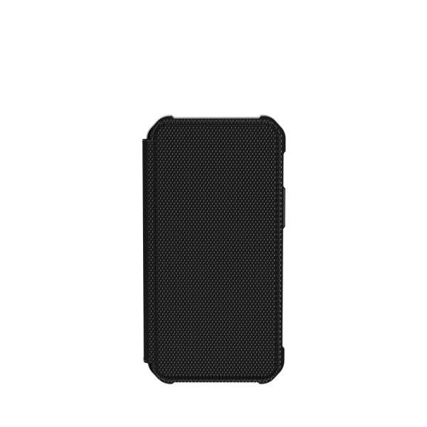 UAG iPh 12 Mini Metropolis-  Kevlar Black 2