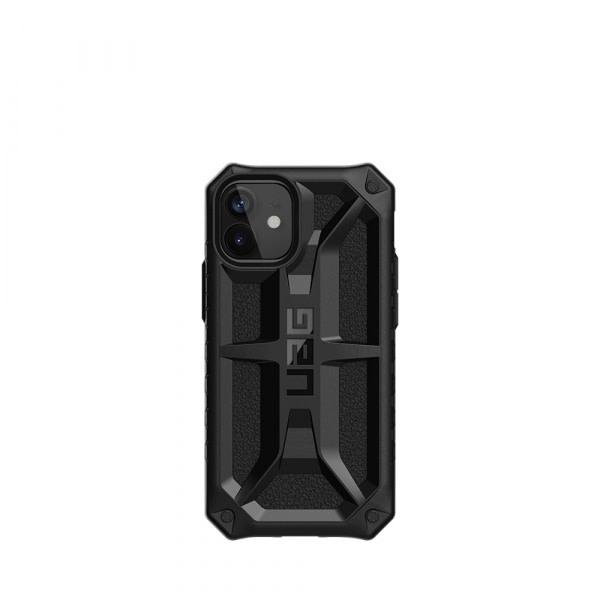 UAG iPh 12 Mini Monarch- Black 1