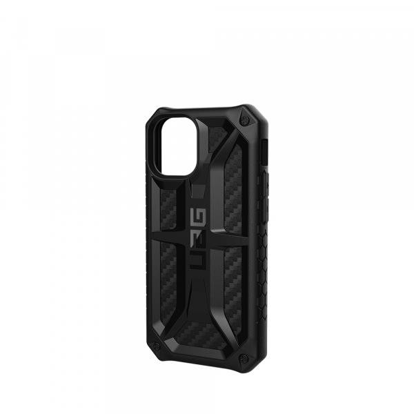 UAG iPh 12 Mini Monarch- Carbon Fiber 6