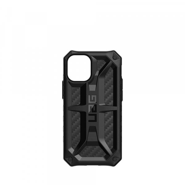 UAG iPh 12 Mini Monarch- Carbon Fiber 2