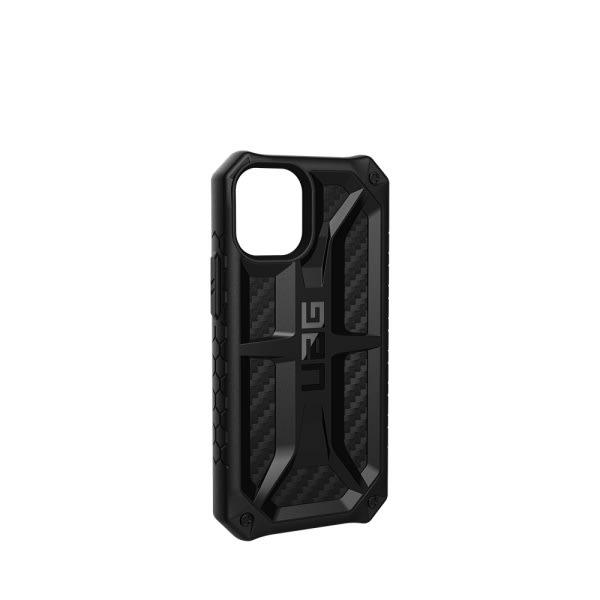 UAG iPh 12 Mini Monarch- Carbon Fiber 4