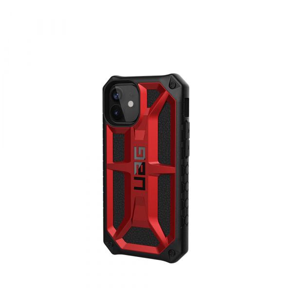 UAG iPh 12 Mini Monarch- Crimson 5