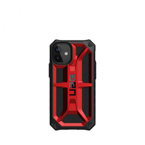 UAG iPh 12 Mini Monarch- Crimson 1