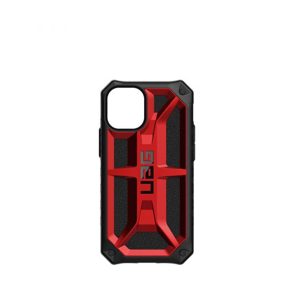 UAG iPh 12 Mini Monarch- Crimson 2
