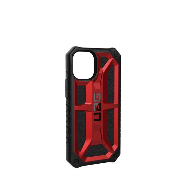 UAG iPh 12 Mini Monarch- Crimson 4