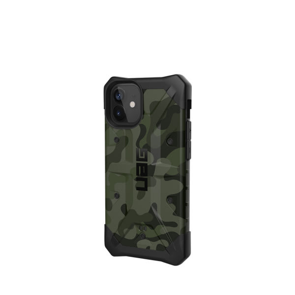 UAG iPh 12 Mini Pathfinder SE- Forest Camo 5